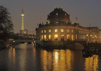 Deutschland, Berlin, Ansicht von Bode-Museum