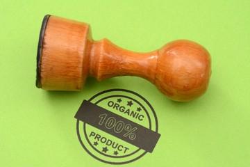 Stamp organic