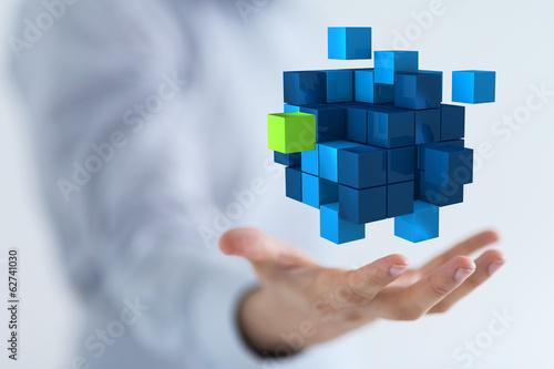 cube - 62741030