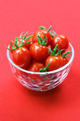 cherry tomatoes, lycopene image