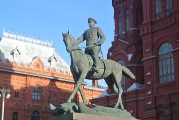 Le maréchal Joukov, fierté russe