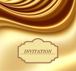 Стилизованный свадебный фон. Приглашение