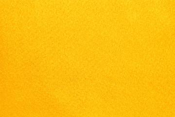 Yellow felt material