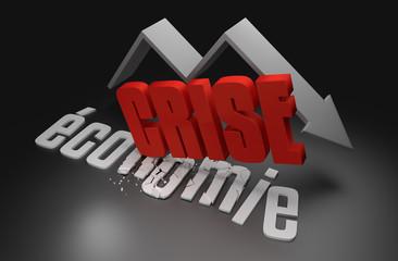 CRISE sur l'économie