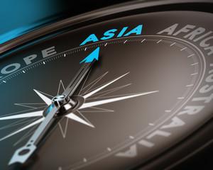 Travel destination - Asia