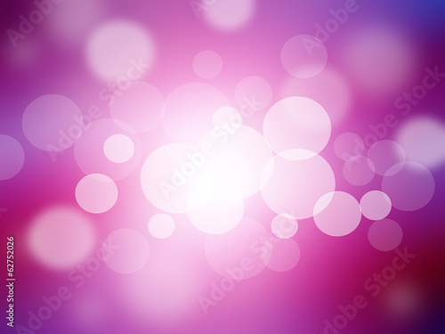 Blue Festive Christmas elegant abstract background with bokeh
