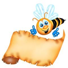 pergamena ape regina