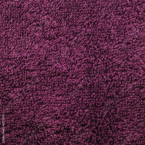 Bath towel crimson pink vine raspberry red natural plush terry