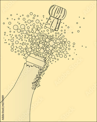 Popping the Cork
