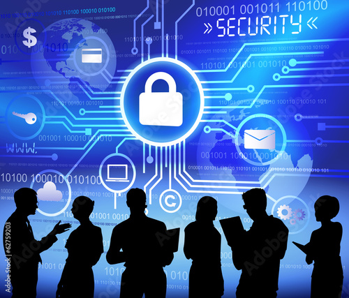 Vector of Business and Social Network Security