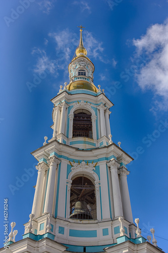 bell tower of Nikolsky Cathedral