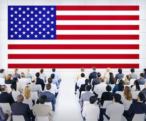 American Business Presentation