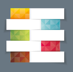Modern Design template horisontal banners.