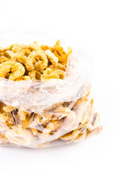 pork cracklings
