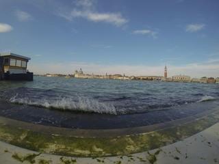 Lagune a Venise