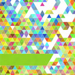 polygonal design  geometrical background