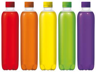 Bottiglie vari gusti 500ml