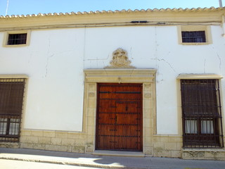 casa medieval en tarazona de la mancha