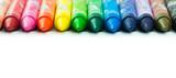 Fototapety Colorful crayon