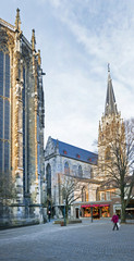 Cathedral of Aachen 2