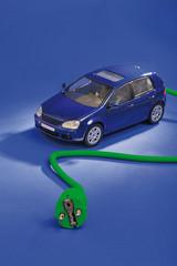 Symbolfoto für ein Elektroauto