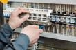 electrician work - 62775023