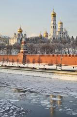 Московский Кремль. Москва. Россия