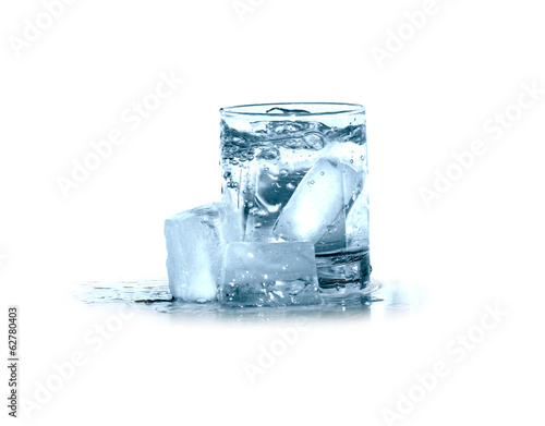 Water With Ice - 62780403