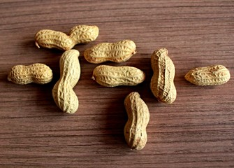 composition of peanuts