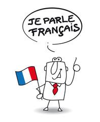I speak french