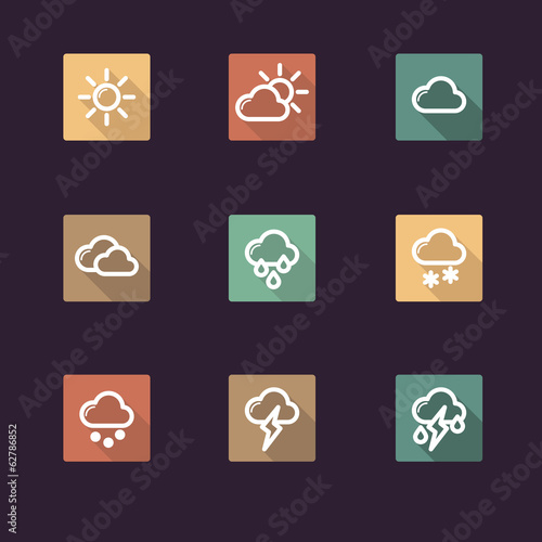 App icon weather