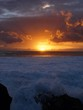 mer reunionnaise et soleil