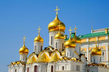 La place des cathédrales au Kremlin