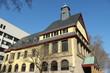 canvas print picture - Altes Rathaus Standesamt Frechen