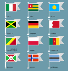 Flags set four-06