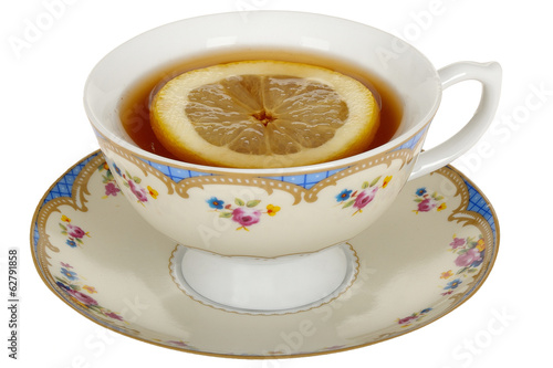 Cup of Lemon Tea