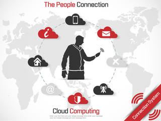 CLOUD COMPUTING MODERN STYLE 2 RED