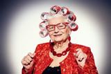 modern grandma