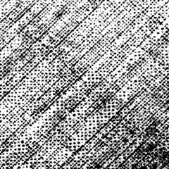 Diagonal Halftone Texture