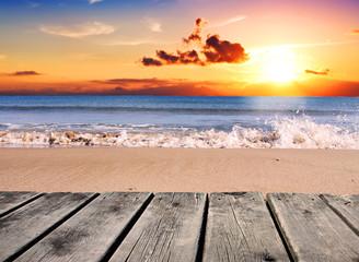la ola que hablaba con el sol