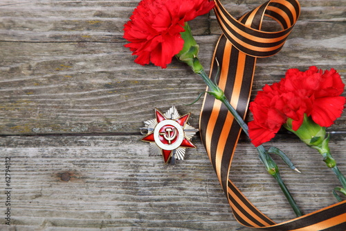 Order of the Patriotic War in St. George's Ribbon