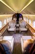 Private Jet - Interior Cabin