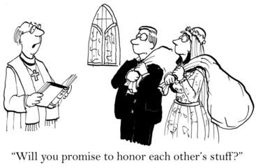 Honor the stuff