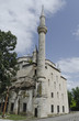 Fragment of the most beautiful mosque of the Balkan peninsula