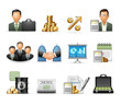 Finance and Business - Harmony Icon Set 11