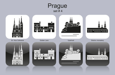 Icons of Prague