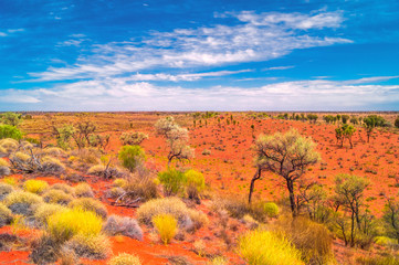 Australien, Outback