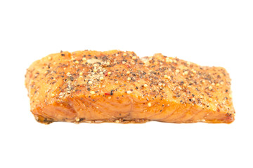 Piece of salmon