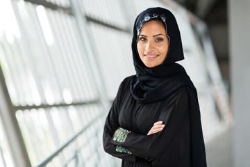 modern arabic woman