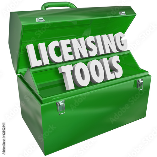 Licensing Tools Toolbox Official Authorization Approval Certific